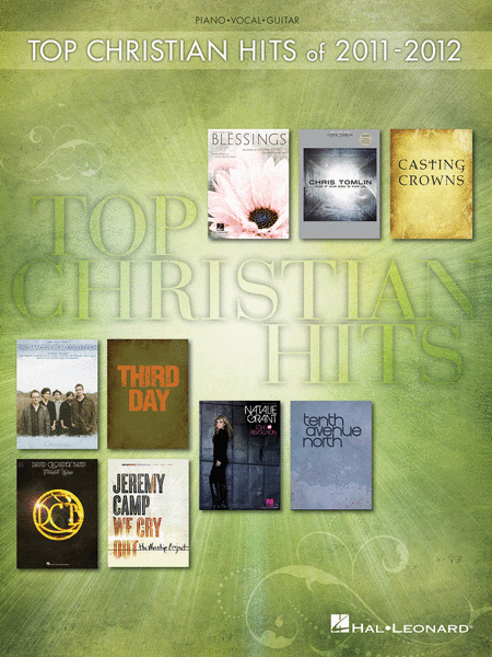 Top Christian Hits of 2011-2012