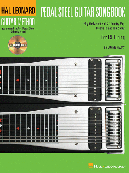 Pedal Steel Guitar Songbook