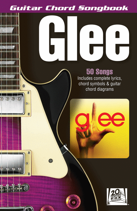 Glee Guitar Chord Songbook