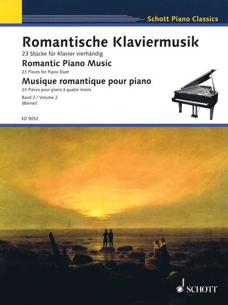 Romantic Piano Music - Volume 2