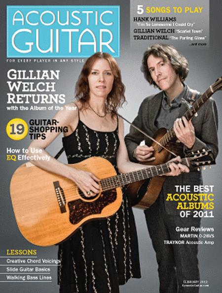 Acoustic Guitar Magazine - February 2012