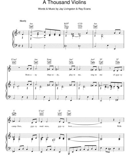 A Thousand Violins