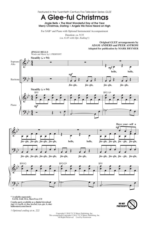 christmas medley sheet music pdf