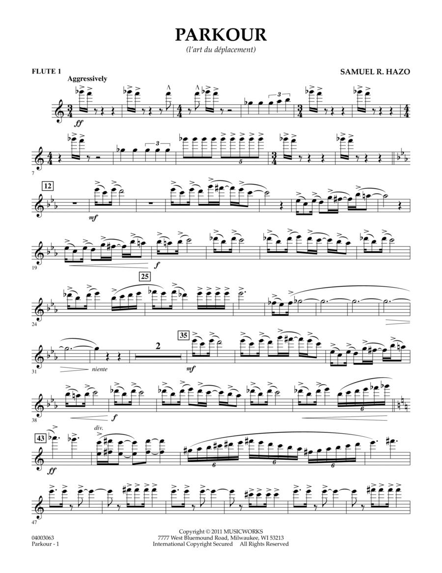 Parkour - Flute 1