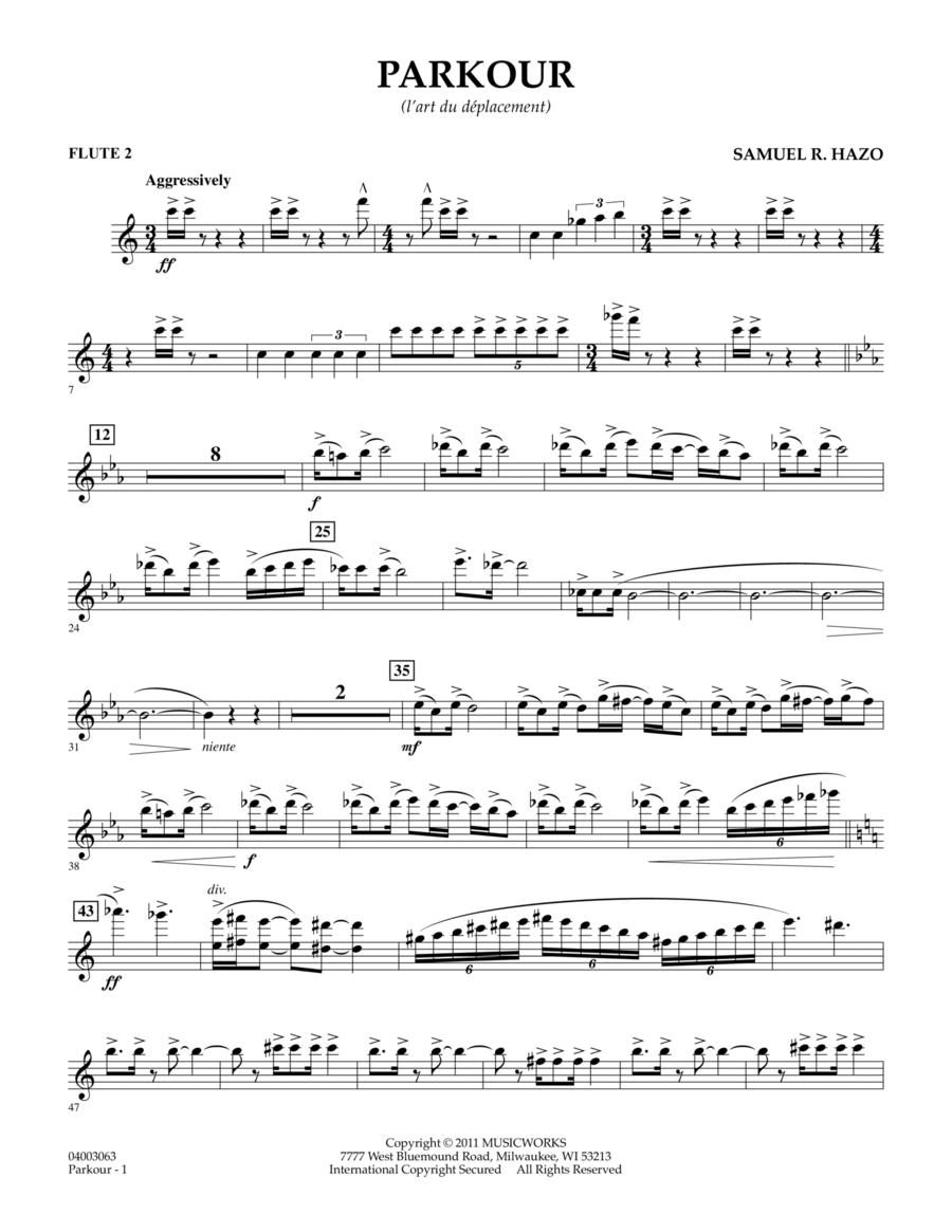 Parkour - Flute 2