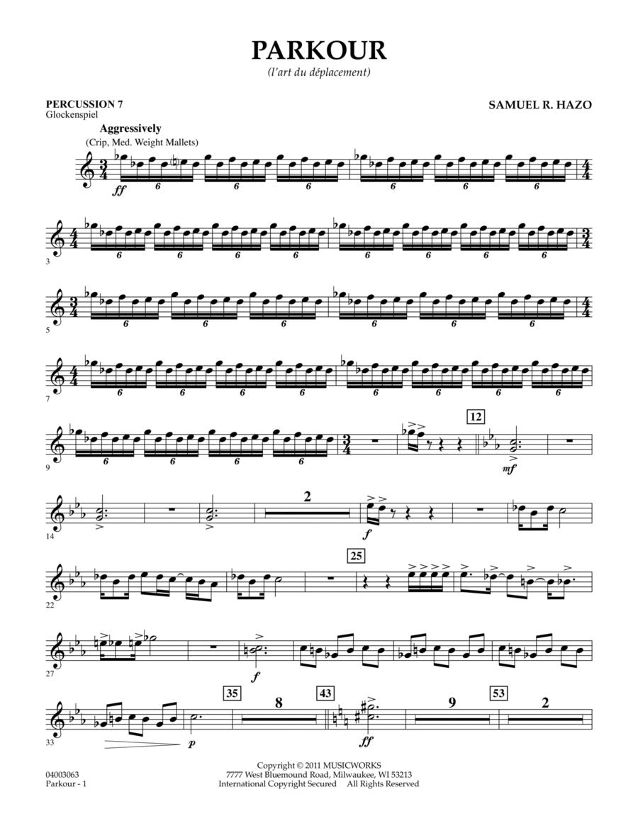 Parkour - Percussion 7