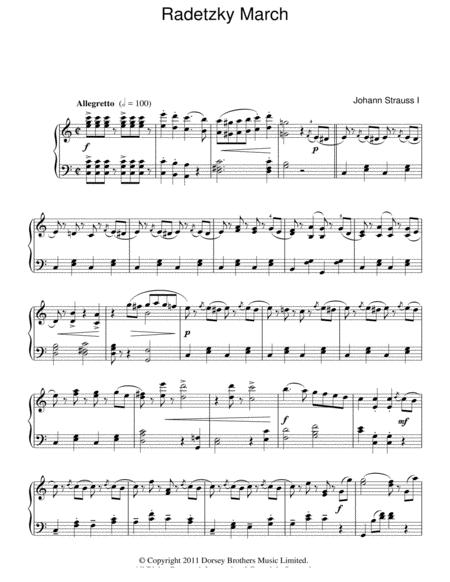 Radetzky March Op. 228