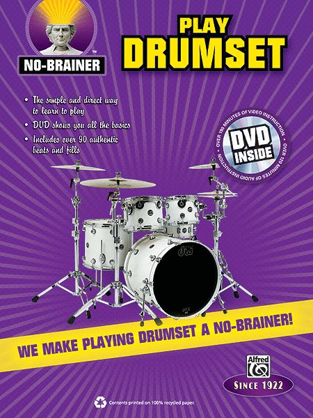 No-Brainer Play Drumset