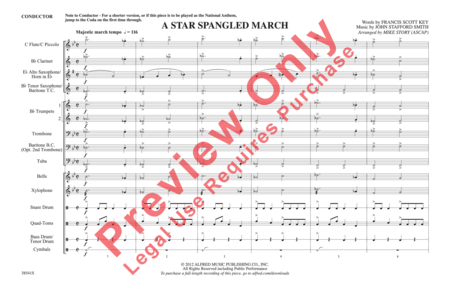 A Star-Spangled March
