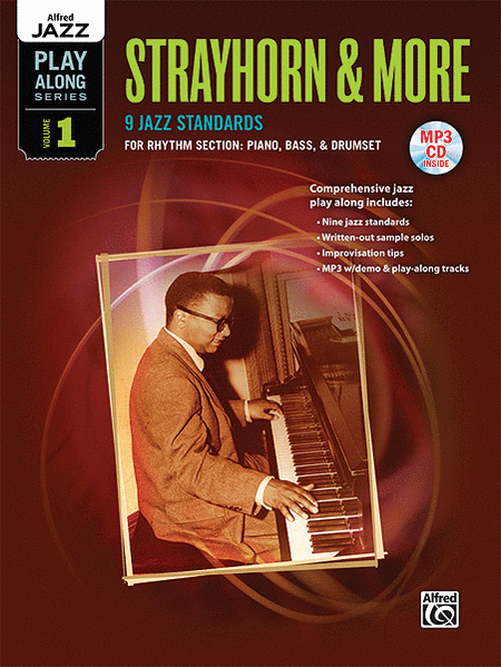 Alfred Jazz Play-Along -- Strayhorn & More, Volume 1