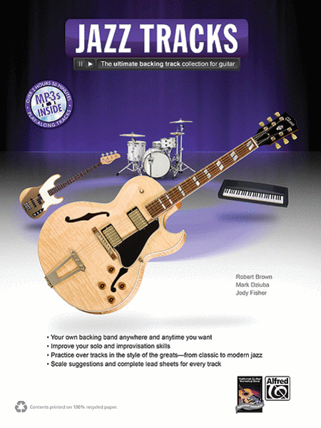 Jazz Guitar Tracks