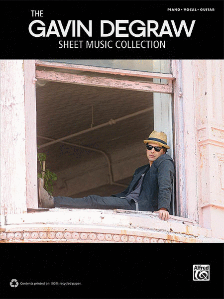 The Gavin Degraw Sheet Music Collection