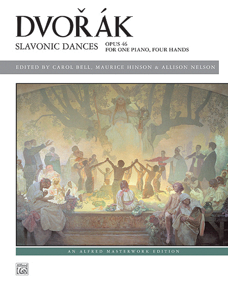 Dvorak -- Slavonic Dances, Op. 46