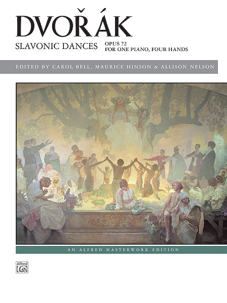 Dvorák -- Slavonic Dances, Op. 72