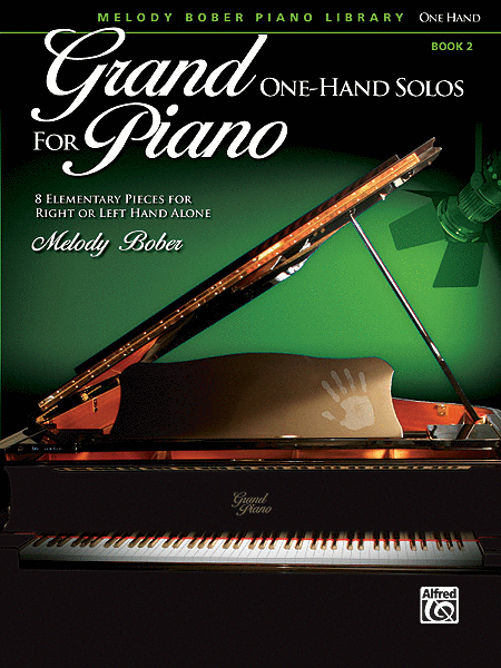 Grand One-Hand Solos for Piano, Book 2