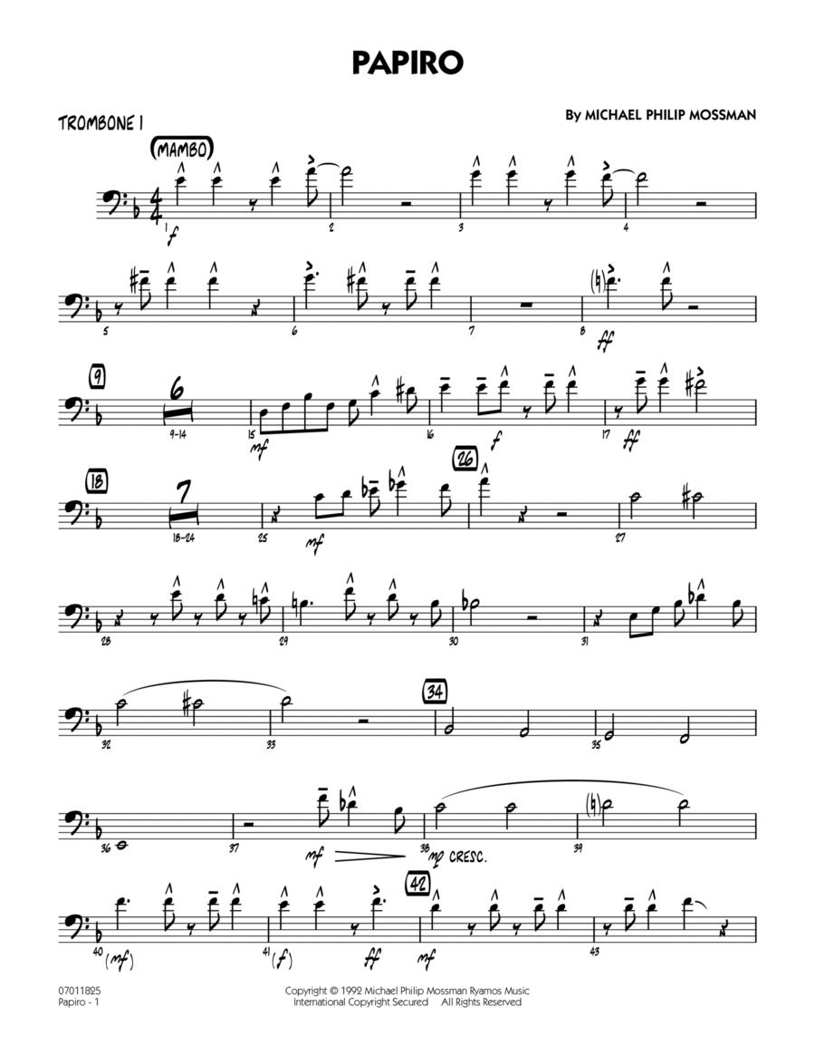 Papiro - Trombone 1