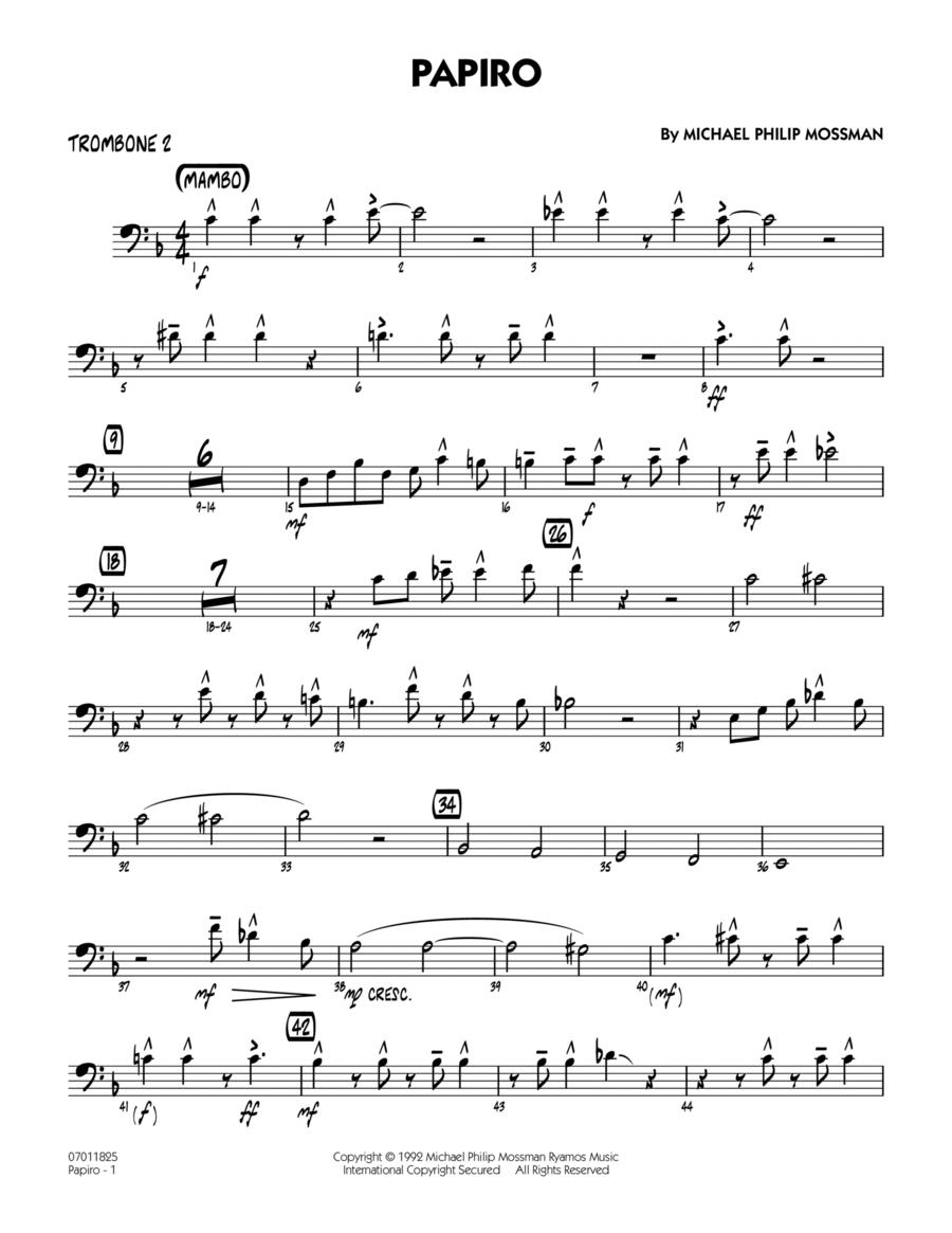 Papiro - Trombone 2