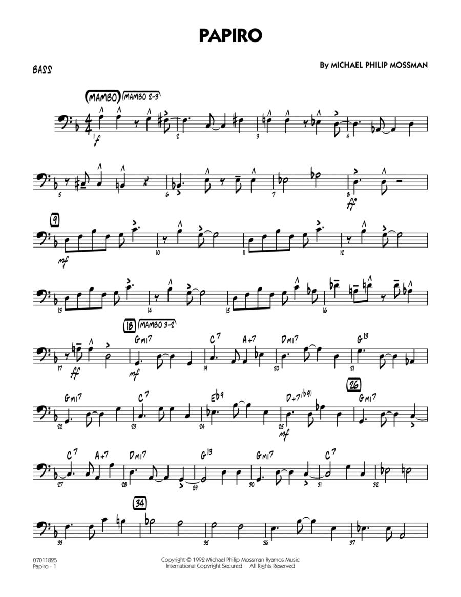 Papiro - Bass