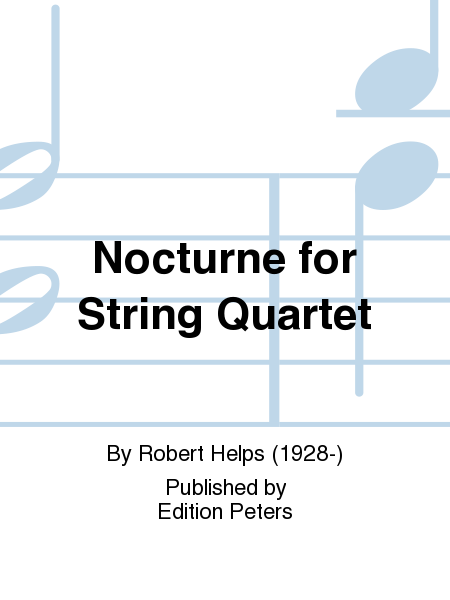 Nocturne for String Quartet