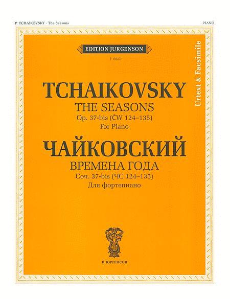 The Seasons Op. 37b