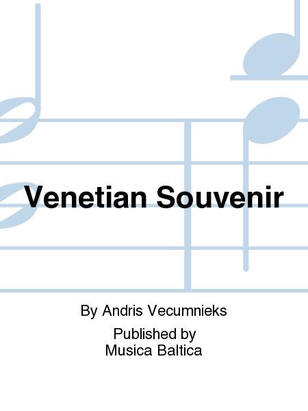 Venetian Souvenir