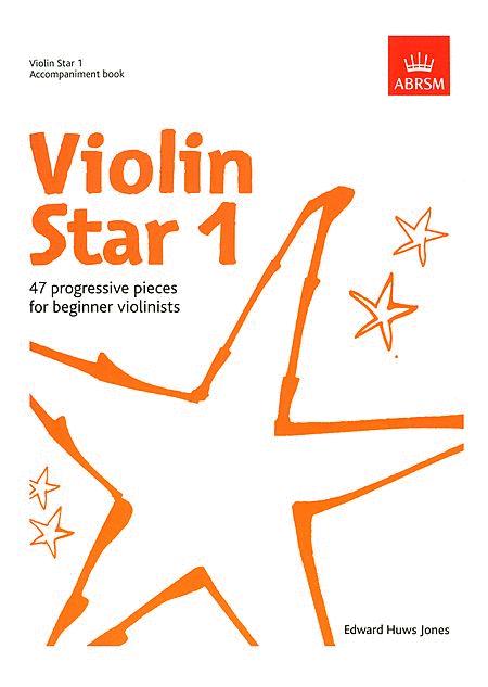 Violin Star 1 - Accompaniment book