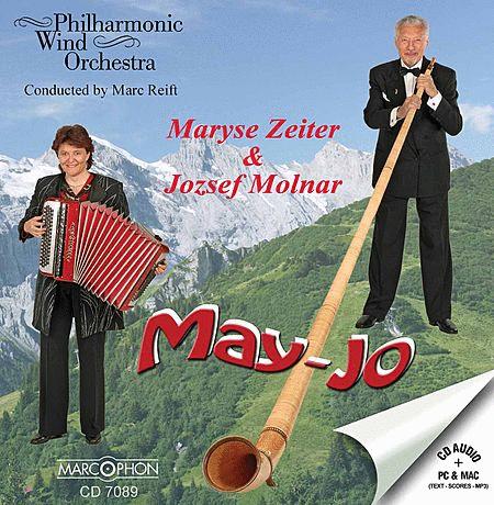May-Jo (M. Zeiter: Accordeon / J. Molnar: Alphorn)