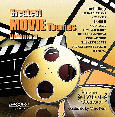 Greatest Movie Themes Volume 3