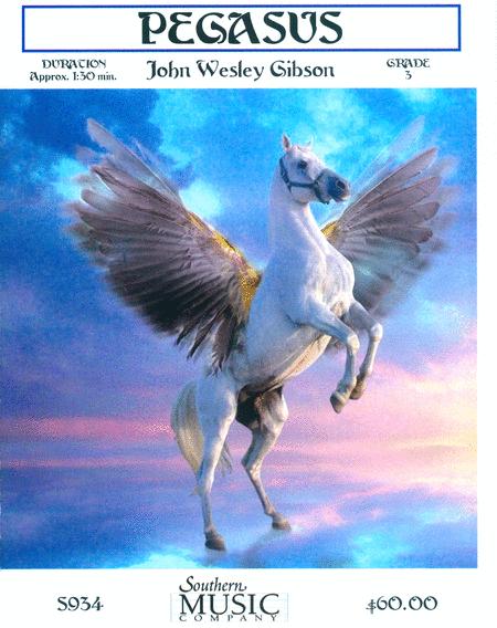 Pegasus - Fanfare from The Sleeping Spirit