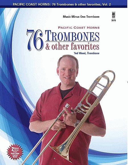 Pacific Coast Horns - 76 Trombones & Other Favorites, Vol. 2