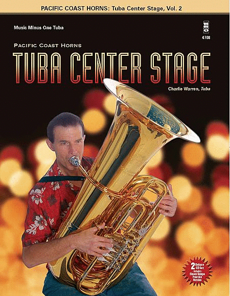 Pacific Coast Horns - Tuba Center Stage, Vol. 2