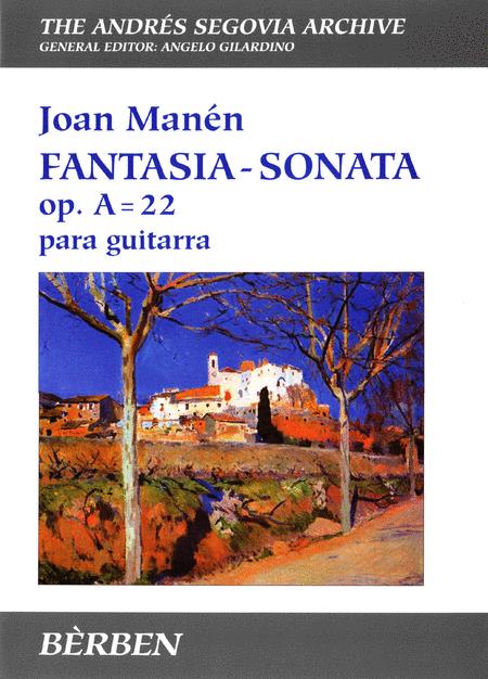 Fantasia - Sonata