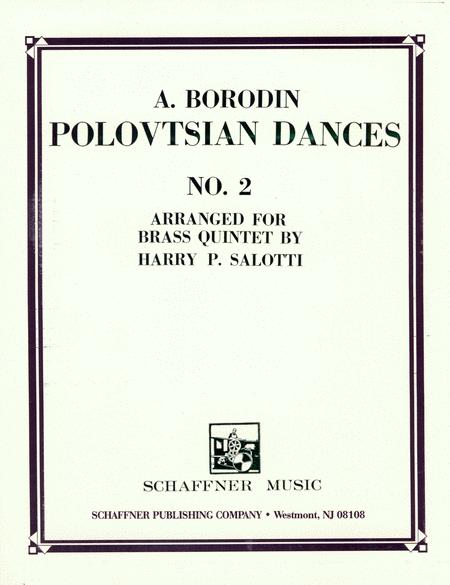 Polovtsian Dance No. 2