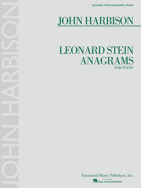 Leonard Stein Anagrams