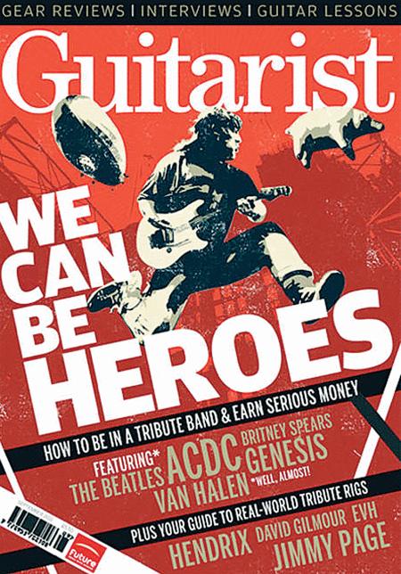 Guitarist Magazine - January 2012