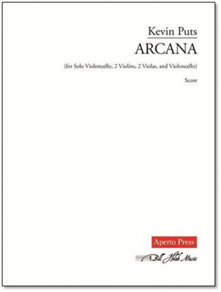Arcana (score and parts)