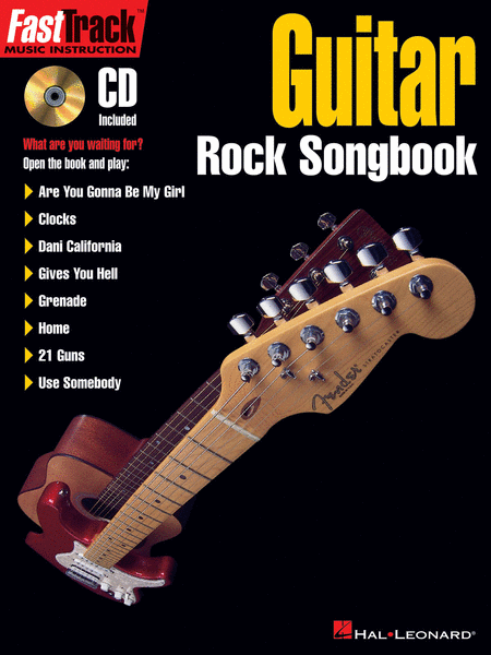 FastTrack Guitar Rock Songbook