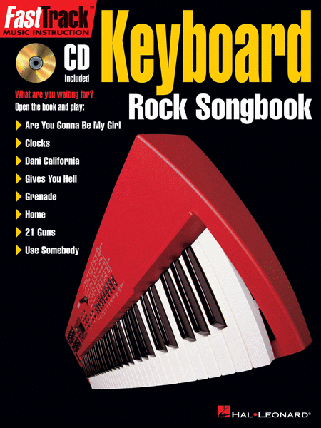 FastTrack Keyboard Rock Songbook