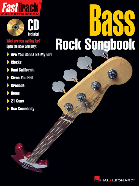 FastTrack Bass Rock Songbook