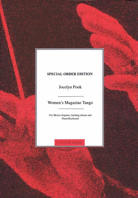 Women's Magazine Tango