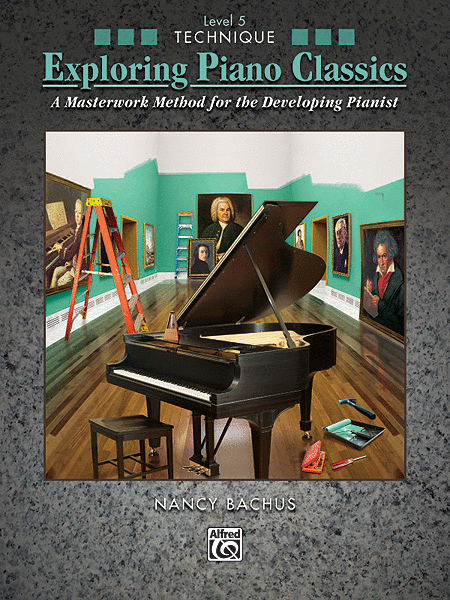Exploring Piano Classics Technique, Book 5