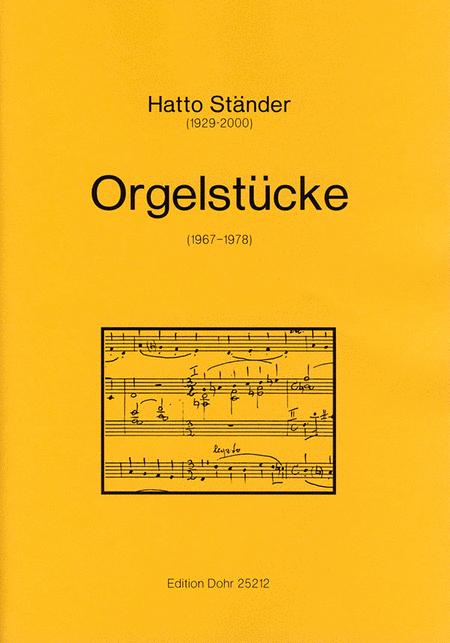 Orgelstucke