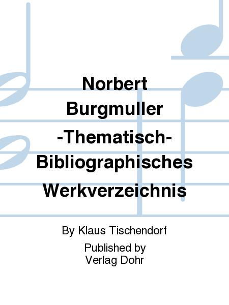 Norbert Burgmuller