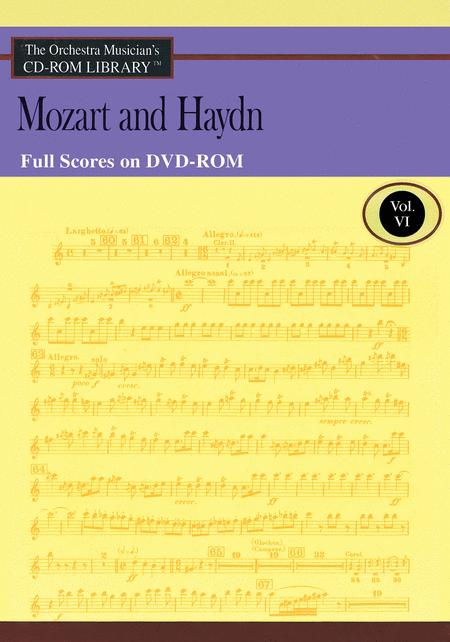 Mozart and Haydn - Volume 6