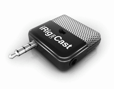 iRig(TM) Mic Cast