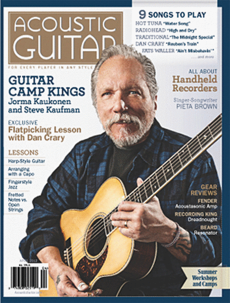 Acoustic Guitar Magazine - April 2012