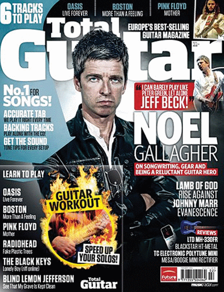 Total Guitar Magazine - February 2012 Issue