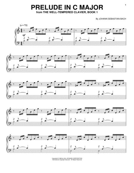 Prelude In C Major