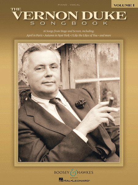 The Vernon Duke Songbook - Vol. 1