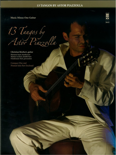 13 Tangos by Astor Piazzolla
